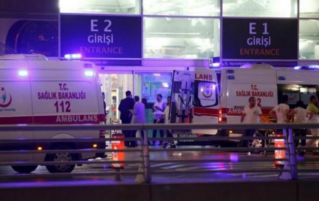 Фото: у теракті в турецькому аеропорту підозрюють двох терористів-смертників