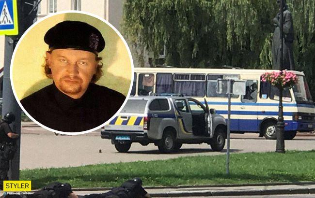 Виглядає дуже дивно: з'явилося повне відео затримання терориста в Луцьку
