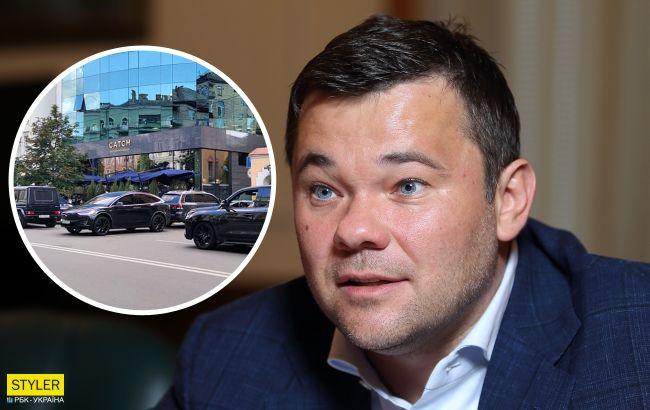 Андрій Богдан відзначився диким вчинком в центрі Києва