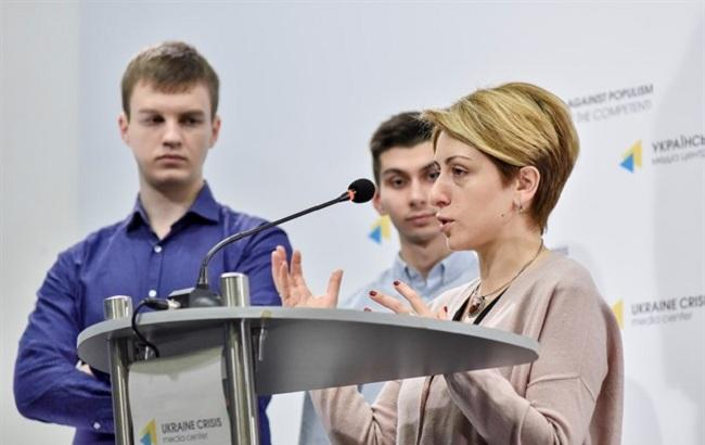 Ека Ткешелашвілі (фото: прес-служба)