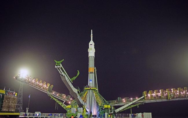 """Фото: запуск """"Союз ТМА-20М"""" пройшов успішно"""