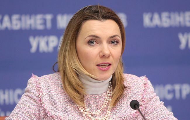Микольская: Украина рассчитывает наратификацию Канадой соглашения оЗСТ кначалу весны