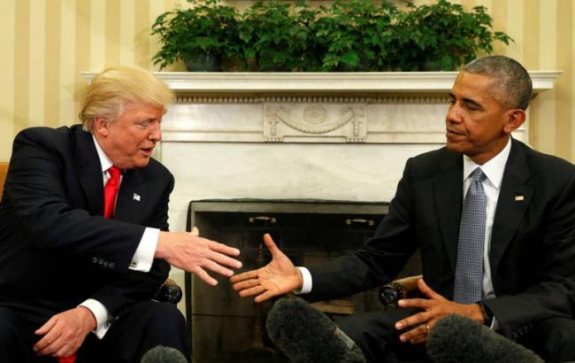 Фото: Барак Обама повідомив про зацікавленість Дональда Трампа у співпраці з НАТО