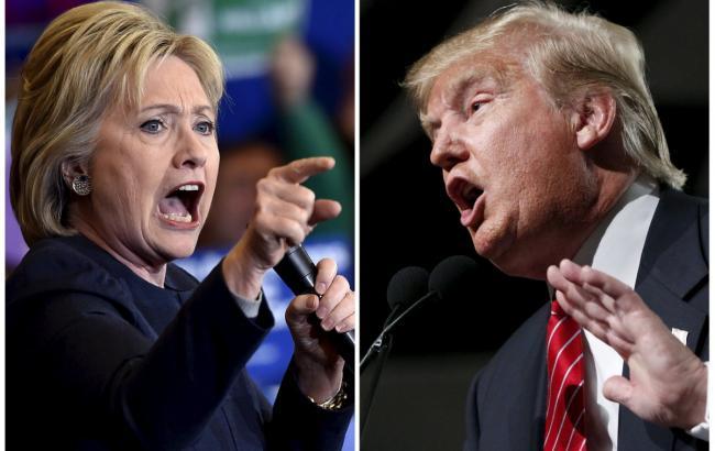 Фото: Хілларі Клінтон і Дональд Трамп нарешті зустрінуться на дебатах