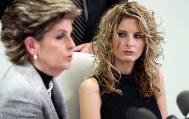 Очередная женщина подала наТрампа иск одомогательствах