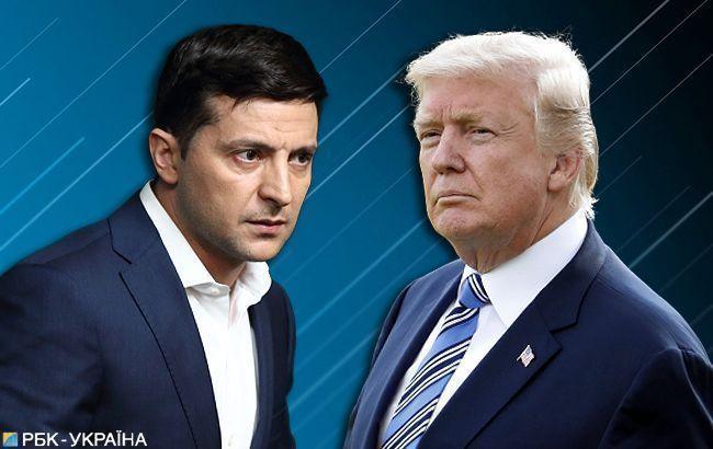 Трамп цікавився військовою допомогою Україні за місяць до розмови з Зеленським