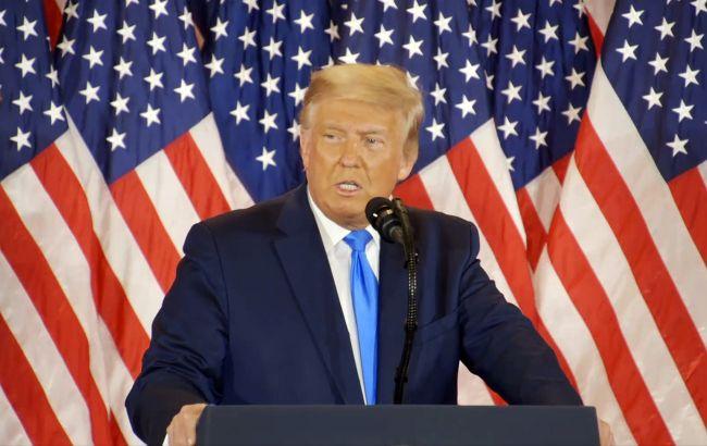 Трамп оголосив про перемогу і має намір йти до суду: основні заяви