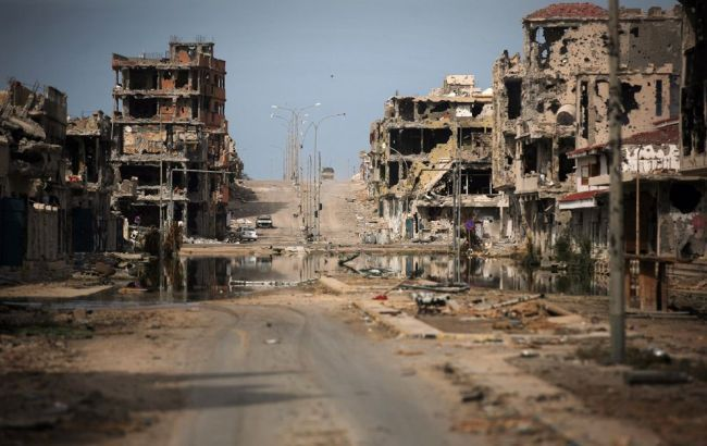 В Ливии в результате боев погибло более 650 человек