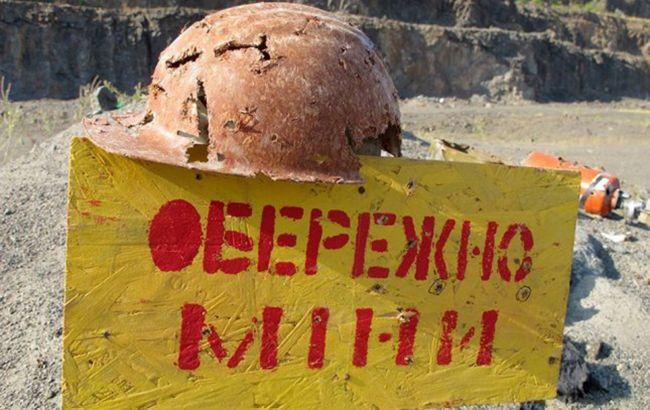 Боевики на Донбассе заминировали дороги возле линии разграничения