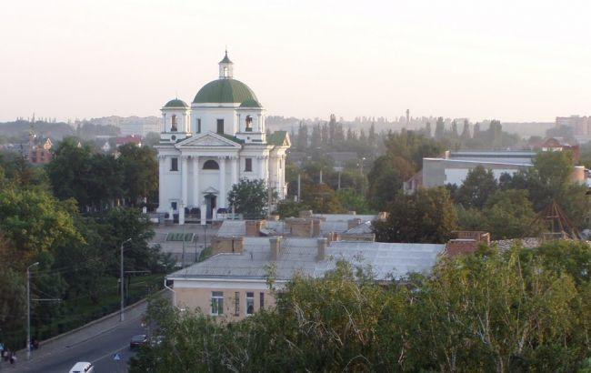 Фото: в райгосадминистрации Белой Церкви прогремел взрыв