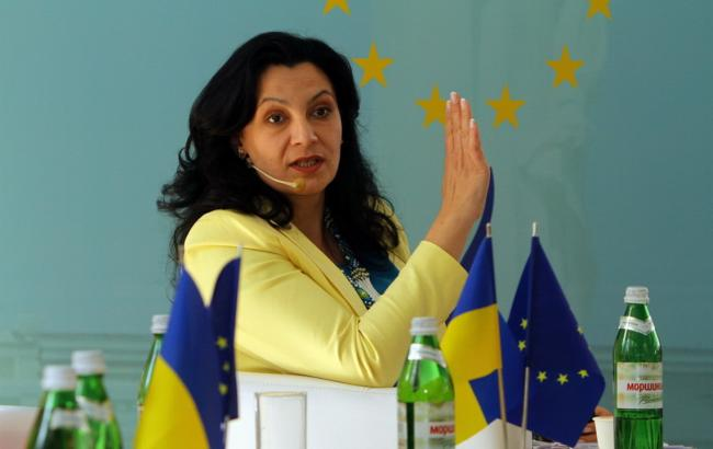 Фото: Іванна Климпуш-Цинцадзе