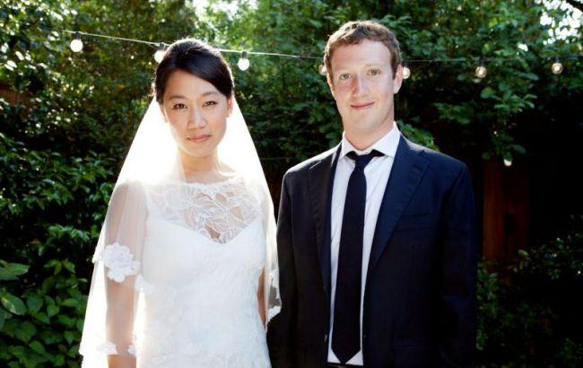 В семье основателя Facebook ожидается пополнение