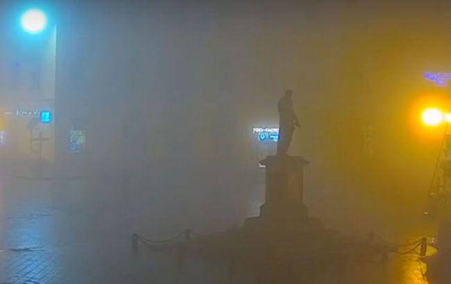 Из-за густого тумана в Одессе не смог сесть самолет из Шарм-эш-Шейха