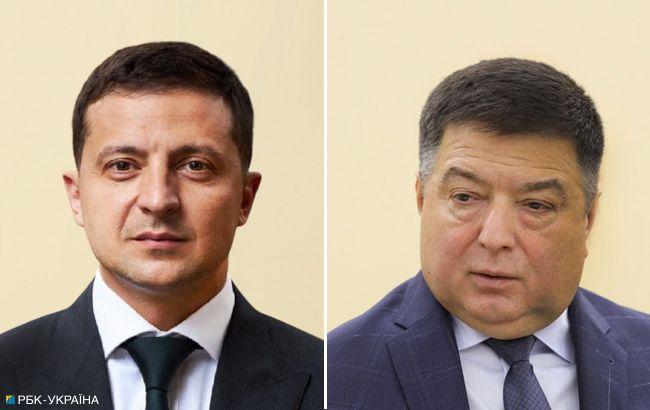 Подозрение Тупицкому: имеет ли президент право отстранять главу КСУ