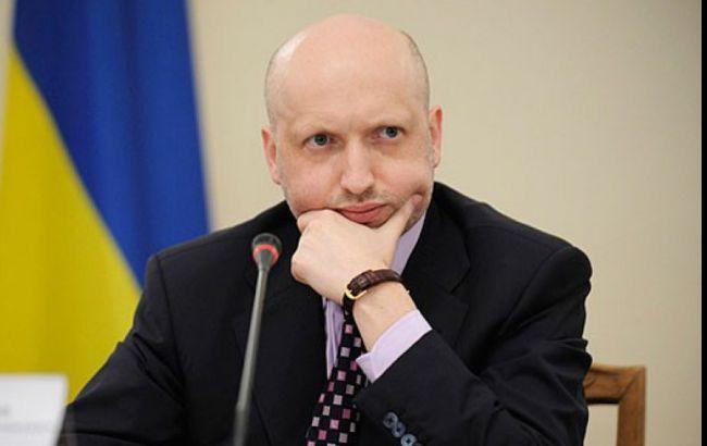 Фото: Александр Турчинов доложил о потерях личного состава ГСЧС