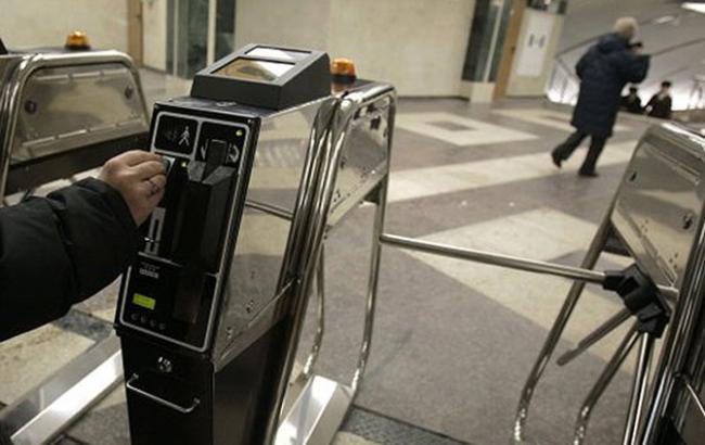 Фото: В метро не будет жетонов (thekievtimes.ua)