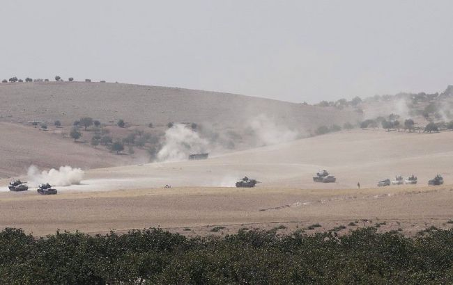Фото: Туреччина почала масштабну операцію проти ІДІЛ