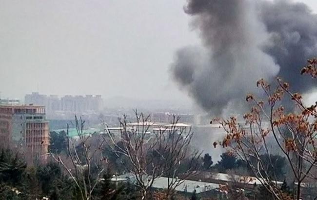 Неизвестные атаковали тренировочный центр разведуправления вКабуле