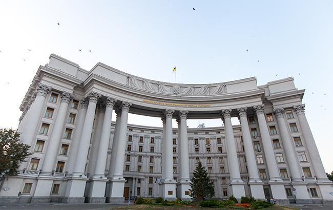 МЗС України висловив позицію по Голанським висотам