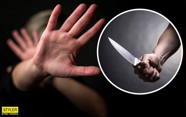 Ветеран АТО напав на односельців з ножем: спливли нові деталі різанини під Черніговом (відео)