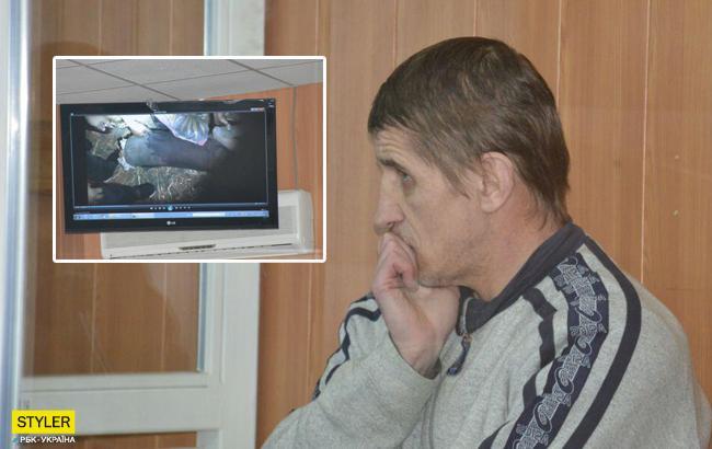 Убийство сотрудницы Одесского СИЗО: в суде показали видео следственного эксперимента