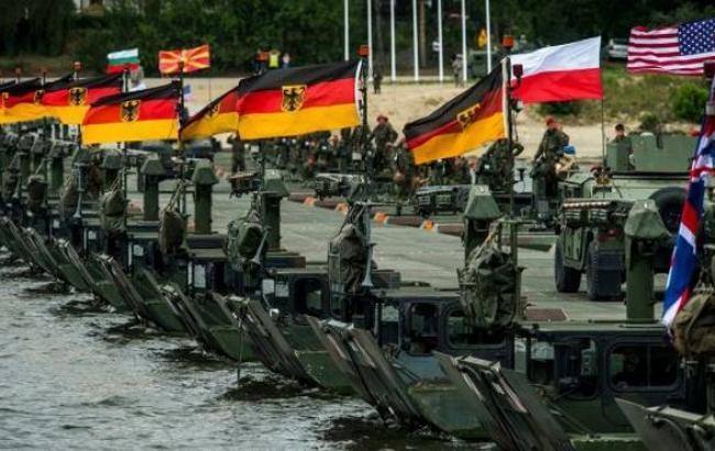 """У Латвії починаються міжнародні військові навчання """"Анаконда 18"""""""