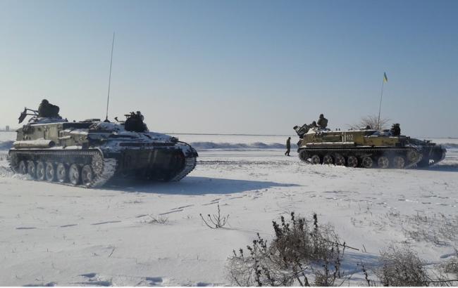 Фото: у Херсонській області пройшли навчання підрозділів ППО
