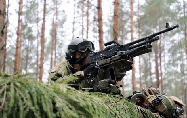В Литве стартовали военные учения с участием стран НАТО