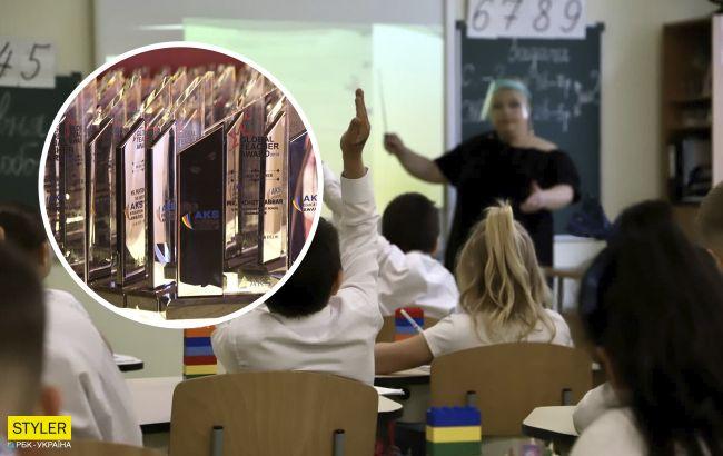 Троє українських учителів стали лауреатами премії Global Teacher Award 2021: названо імена