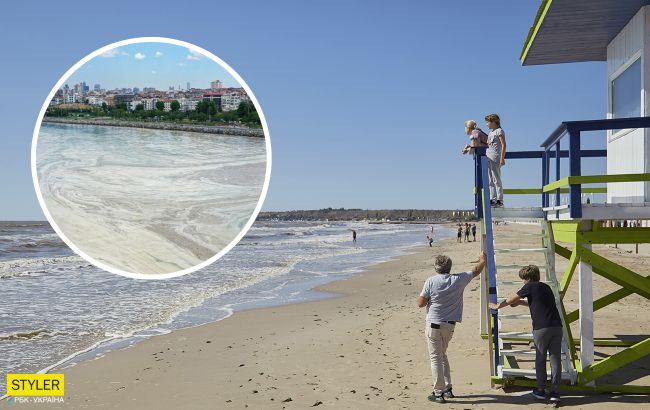 Експерти розповіли, чи загрожує чорноморському узбережжю України отруйний слиз з Туреччини