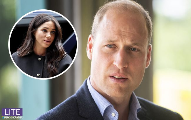 Принц Вільям вперше відповів на звинувачення Меган Маркл в расизмі