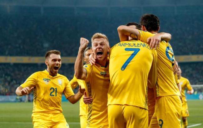 Збірна України дізналася суперників по групі на Євро-2020