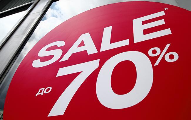 Українцям розповіли, чим вигідні магазинам масові розпродажі