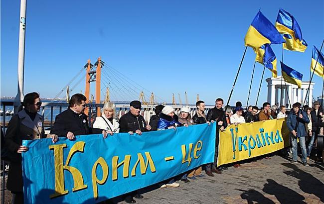 Фото: Соединенные Штаты считают российские выборы в Крыму нелегитимными