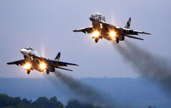 ВУкраинском государстве разрешили сбивать самолеты-нарушители вмирное время