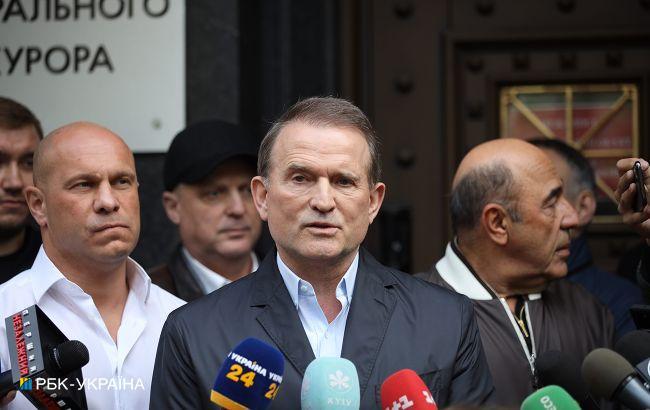 У Венедиктовой рассказали, будут ли обжаловать меру пресечения Медведчуку
