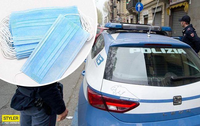 Зарабатывала на коронавирусе: в Италии наказали 53-летнюю украинку