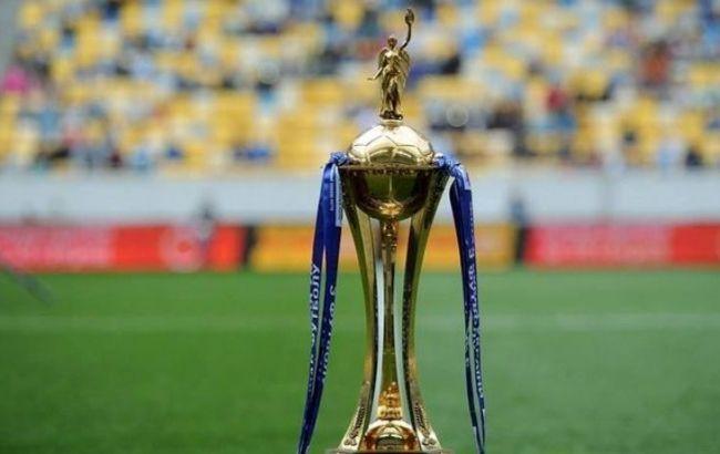 Состоялись матчи третьего этапа Кубка Украины