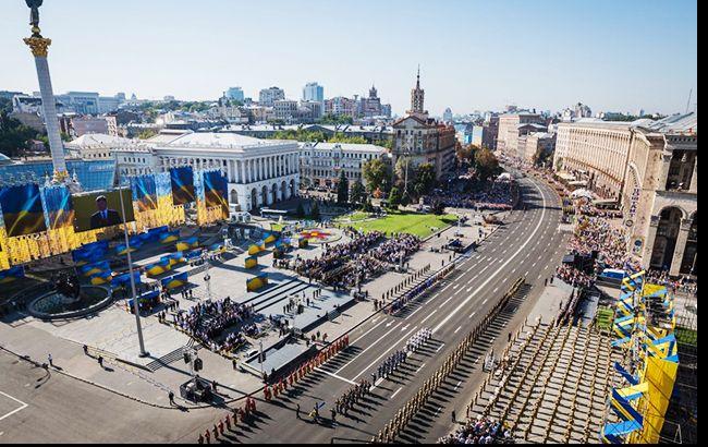 В Україні сьогодні відзначають День Незалежності