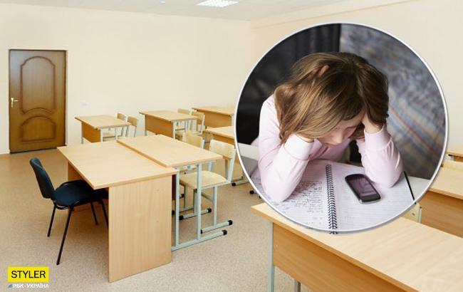 Взял журнал и упал: в Мелитополе учитель умер перед началом урока
