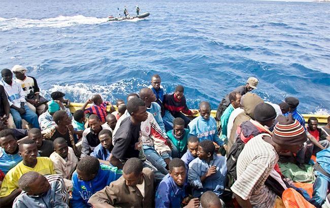 Фото: мігранти (UNHCR UN Біженець Agency)
