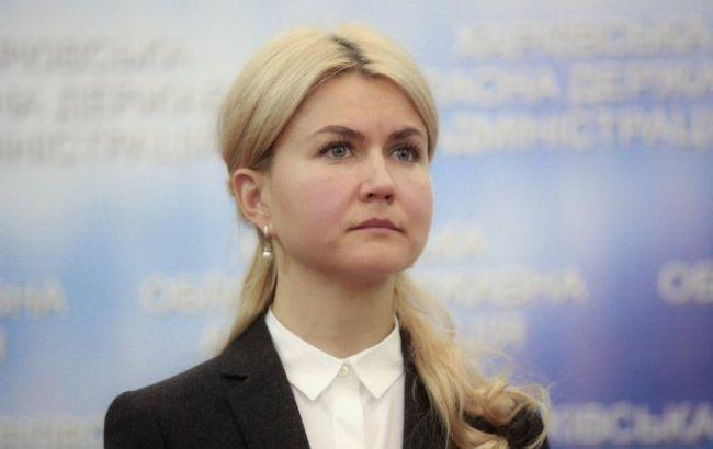 Кабмин предложил переназначить Светличную главой Харьковской ОГА