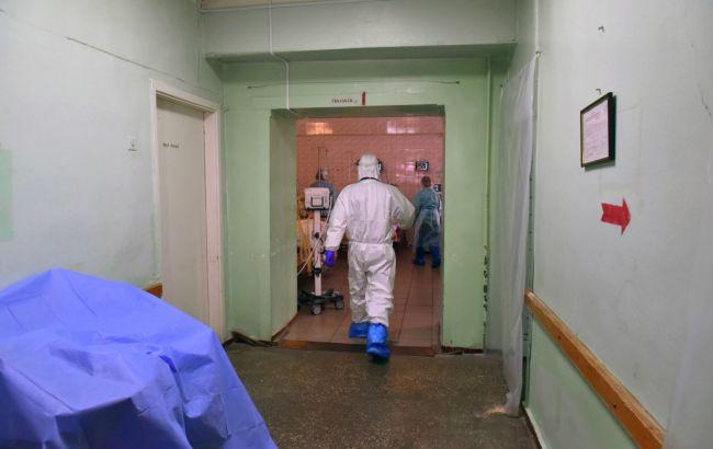 В Харькове в инфекционной больнице умерла 9-месячная девочка