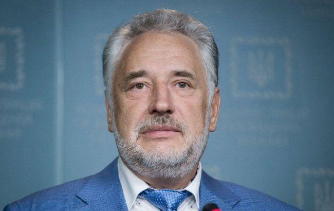 Жебривский: Выборы проведу, если Олланд согласится везти предвыборную агитацию наоккупированном Донбассе