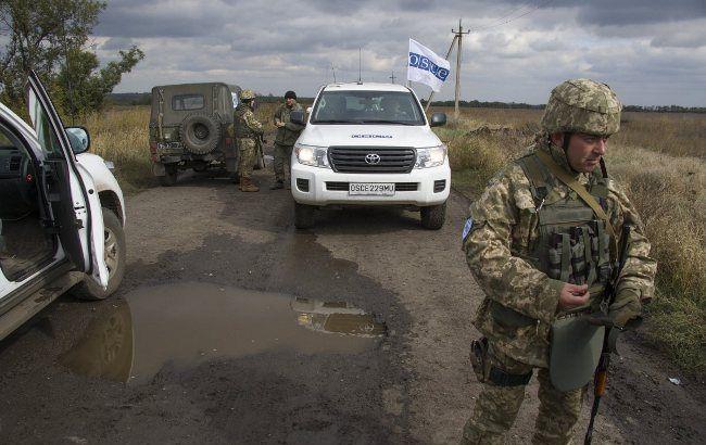 Бойовики на 750% збільшили кількість забороненого важкого озброєння на Донбасі, - ОБСЄ
