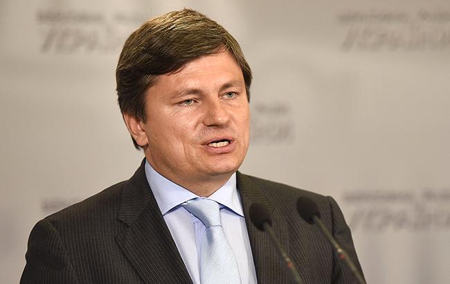 Законопроект про реінтеграцію Донбасу можуть внести в Раду в середу, - Герасимов
