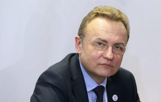 Фото: Андрій Садовий (Кравс Євген / УНІАН)