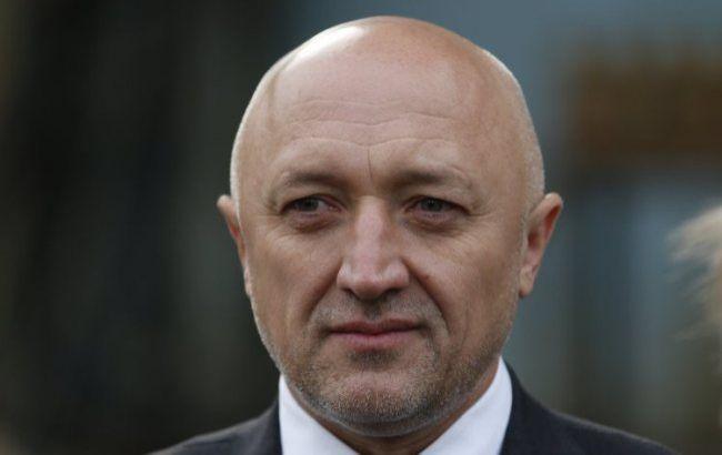 Порошенко ініціює звільнення голови Полтавської ОДА