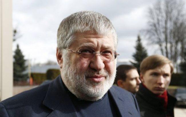 Коломойский отрицает причастность к отставке Гончарука