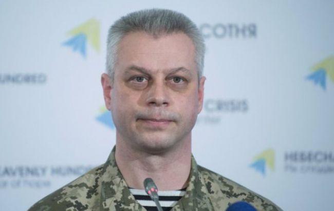 В зоні АТО за добу загинув один український військовий, ще 7 поранено